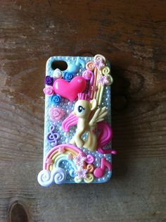 A new special order from my shop on Etsy - Cherbearphonecases - I can do anything on any case.