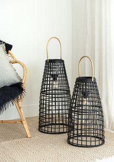 Lantern Set, Hanging Chair, Interiors, Home Decor, Decoration Home, Hanging Chair Stand, Room Decor, Decor, Home Interior Design