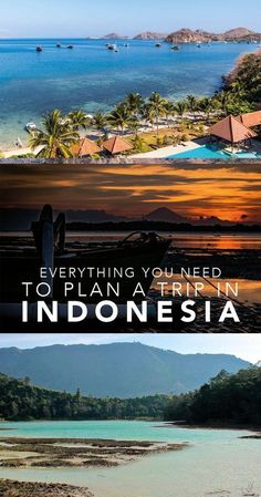 Indonesia Travel Guide - Everything you need to plan the perfect trip to Bali, Java, Flores, Komodo and beyond. Updated for 2017.