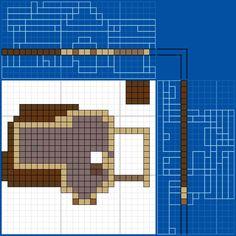 Minecraft Castle Blueprints, Minecraft Buildings, Minecraft Creations, Tower, Rook, Computer Case, Building