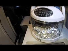 NuWave Oven Cooking ~ Corned Beef Brisket (in the RV)