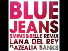 Lana Del Rey - Blue Jeans ft.  Azealia Banks (Smims Extended Remix)