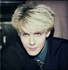 NickRhodes GreenEyes