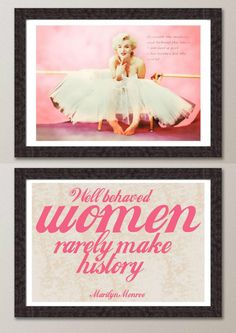 2 vintage pink Marilyn Monroe Pop Art Modern Print Poster wall room decor GIFT | the Marilyn Monroe Collectionary