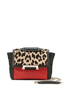 DVF   Mini bags are major and the 440 Mini in leopard is no exception. ://on.dvf.com/13pPV2o