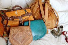 bags, bags, bags.