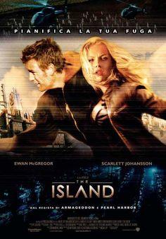 The Island USA: 2005 Genere: Fantascienza Durata: 127' Regia: Michael Bay Con: Ewan McGregor, Scarlett Johansson, Djimon Hounsou, Sean Bean, Steve B