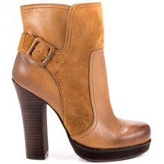 Callian - D Camel Tan Leather by Jessica Simpson
