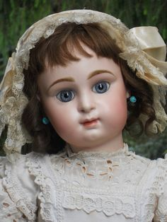 An amazing Paris BeBe by Jumeau from WhenDreamsComeTrue doll shop ..by **DollShopUnited**