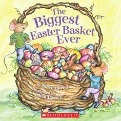 As Mouseville prepares for a gala Easter celebration on the village green, complete with a biggest Easter Basket contest, two lovable mice learn a lesson in cooperation -- and fun!