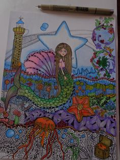 Drawing by Diane Rose  Vienneau I love doing this one