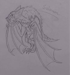 Monsterverse: Solomon by ToonHolt on DeviantArt Monster Drawing, Cool Halloween Makeup, Prehistoric Creatures, Tyrannosaurus Rex, Solomon, Character Description, Drawing Tools, Godzilla, Science Fiction
