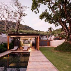 Duangrit Bunnag of DBALP Architects - Naka Phuket Hotel Resort Thailand