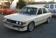 1980 BMW 528i (converted to a later model 3.4 L)