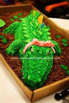 Coolest+Alligator+Birthday+Cake+49