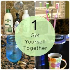 How to Tackle A Messy House on A Monday. Hilarious, clever, doable. Hands down my fav cleaning post. I can do this. -sec