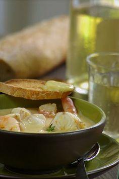 ... -Fish-Soup-Stews on Pinterest | Fish stew, Seafood stew and Fish soup
