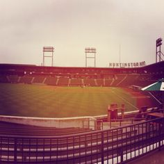Huntington Park - Home of the AAA baseball team, Columbus Clippers.