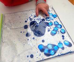 DIY: Saco sensorial para bebês e crianças - Por Mulher
