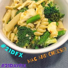 21 Day Fix: Chicken Mac and Cheese   Simply Gourmet in Southie