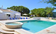 """Villa Pine Cliffs"" in Carvoeiro, Algarve, Portugal"