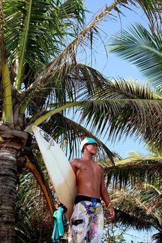 Location: Baler, Philippines  Who: Freddic  Photo: Karhu2.fi  Wearing: Kombai Unique Hat