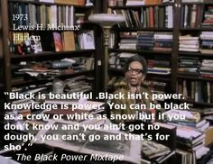 Black Power Mixtape, Lewis H. Michaux power