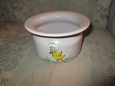 L-G-CO-N-Y-SEEPTER-GERMANY-VINTAGE-ENAMELWARE-BABY-POTTY-FROM-1930S