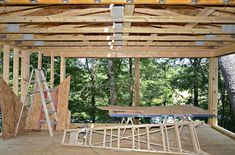 Attic Office Space, Building An Addition, Porch Addition, Building A Porch, Certificate Of Completion, Building Department, Types Of Work, Real Estate Sales, Long Island