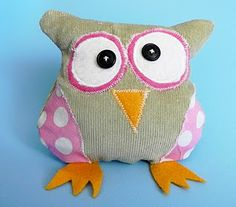 Someday, my kiddos will all be just as obsessed with owls as I am.