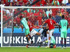 Eurocopa: Por el Grupo F, Portugal logró clasificarse de la mano de Ronaldo pero de igual manera salieron terceros de su grupo