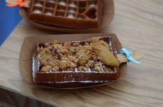 bonne adresse food paris : La Cour Bleue, stand Yummy and Guiltfree 4eme