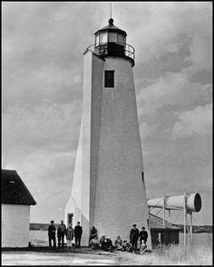 The History of Salem's Lighthouses