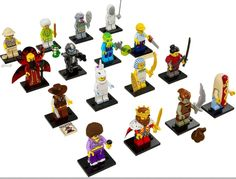 LEGO NEW SERIES 13 COMPLETE SET OF 16 MINIFIGURES MINIFIGS 71008 FIGS | Toys & Hobbies, Building Toys, LEGO | eBay!