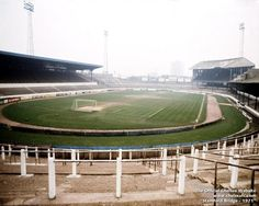 Stamford Bridge - looking from the Shed End