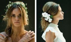 Tocados de novia 2012: Fotos de los mejores modelos para el verano