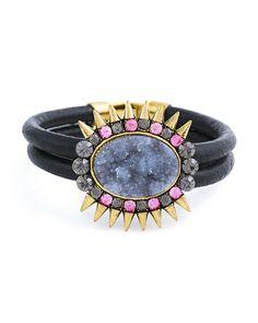 The Rock Candy Bracelet by JewelMint.com, $29.99