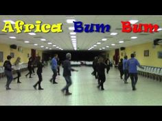 Africa Bum Bum (Coreo Tonino G) RBL - Ballo di Gruppo 2015 - YouTube