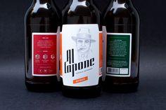 Al Capone on Behance