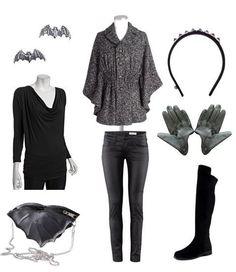 Fashion Inspired by the Dark Knight Trilogy  - Batman