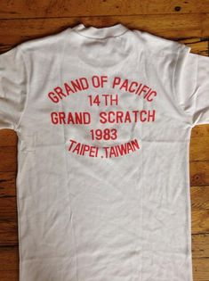 Items similar to 1983 Military Order of the Cootie Grand of Pacific Taipei, Taiwan t shirt medium VFW on Etsy Badge Design, Tee Design, Vintage Shirts, Vintage Outfits, Retro Graphic Design, Self Branding, Clothing Photography, Sweaters And Jeans, Grafik Design