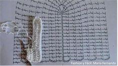 Znalezione obrazy dla zapytania tops a crochet paso a paso Tops A Crochet, Crochet Crop Top, Crochet Blouse, Crochet Bikini, Knit Crochet, Crochet Butterfly, Crochet Basics, Crochet Projects, Free Pattern