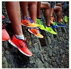 because I love nike running shoes