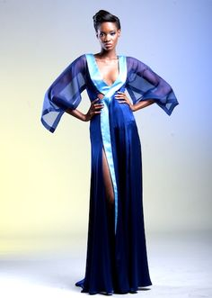 Africa Meets Japan: The Deola Sagoe Fall 2011 Ori Oke Collection | One Nigerian Boy