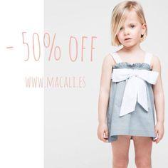 descuentos www.macali.es Girls Dresses, Flower Girl Dresses, Summer Dresses, Kids Fashion, Wedding Dresses, Baby, Kids Fashion Boy, Fashion For Girls, Summer Time