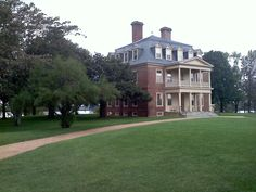 The Great House at Shirley Plantation is largely in it's original state!