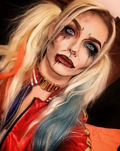 Harley Quinn suku puoli video