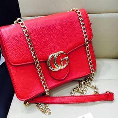 Gucci Stylish Handbags For Women - Red  #handbags #gucci #stylishhandbags