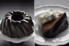 Chocolate Stout Cake via Our Kitchen.