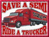 truckdriver sayings | Truck Driver Wife Prayer